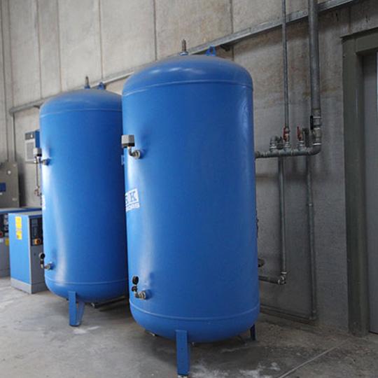 impianti idraulici industriali aria compressa