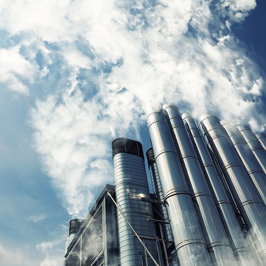 impianti idraulici industriali canne fumarie