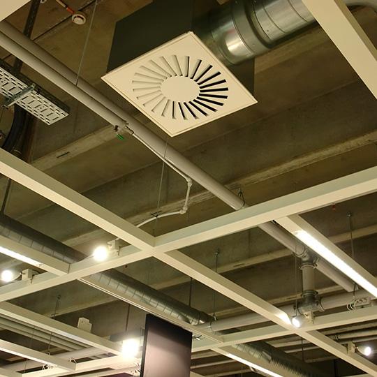 impianti idraulici industriali climatizzazione