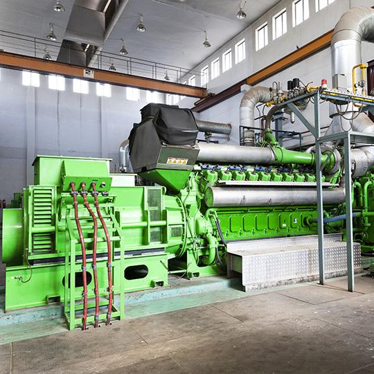 impianti idraulici industriali cogenerazione