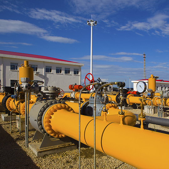 impianti idraulici industriali gas