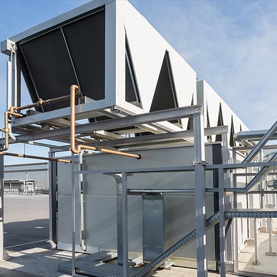impianti idraulici industriali refrigerazione