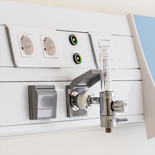 impianti idraulici terziario gas medicali
