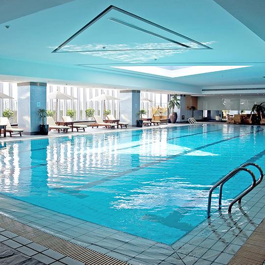 impianti idraulici terziario piscine