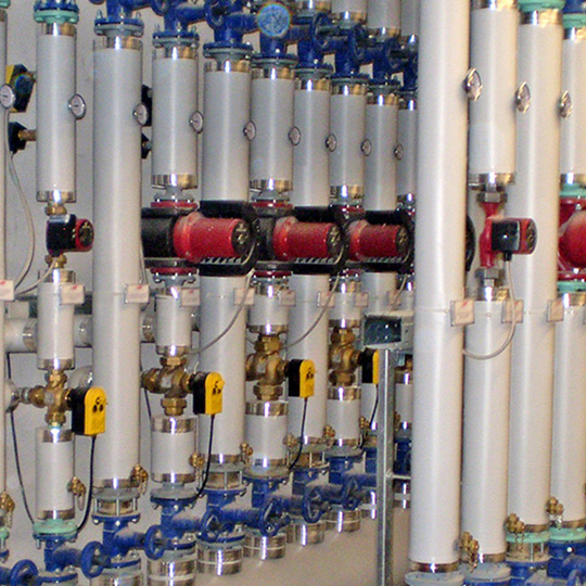 impianti idraulici terziario riscaldamento