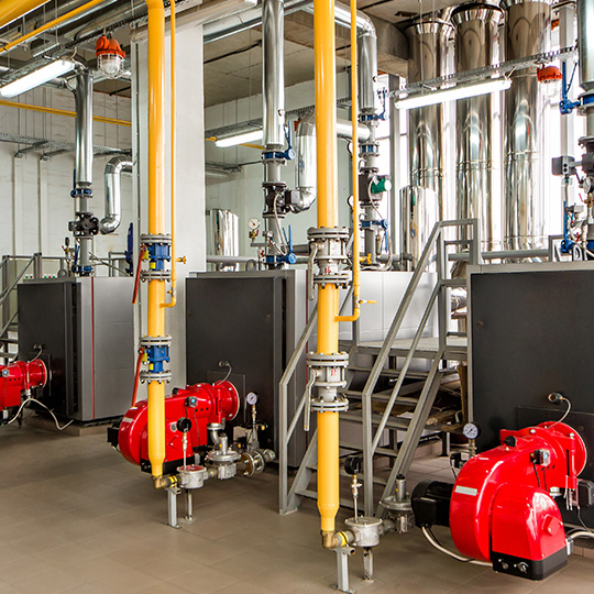 impianti idraulici terziario termici